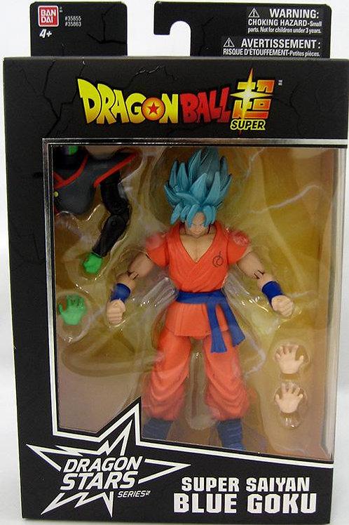 Dragon Ball Super - Super Saiyan Blue Goku Action Figure