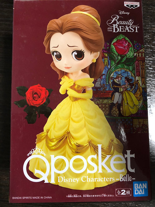 Beauty and The Beast - Belle Qposket Figure Ver. A Color