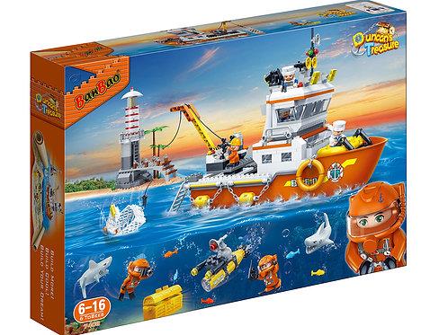 Duncan's Treasure Explorer Ship