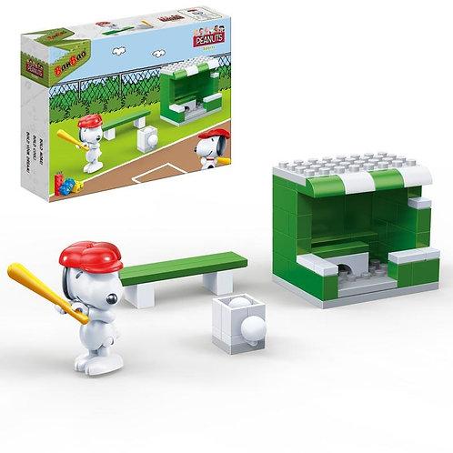 Snoopy Baseball Field
