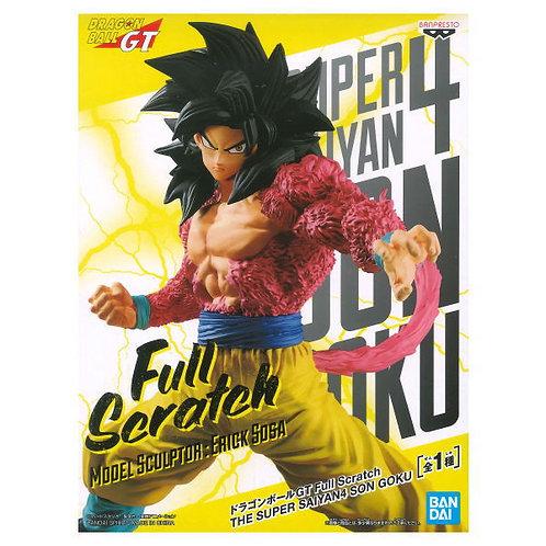 Dragon Ball GT Full Scratch Super Saiyan 4 Goku