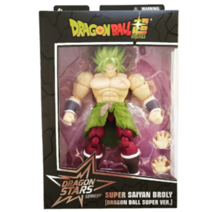 Dragon Ball Super - Super Saiyan Broly Action Figure