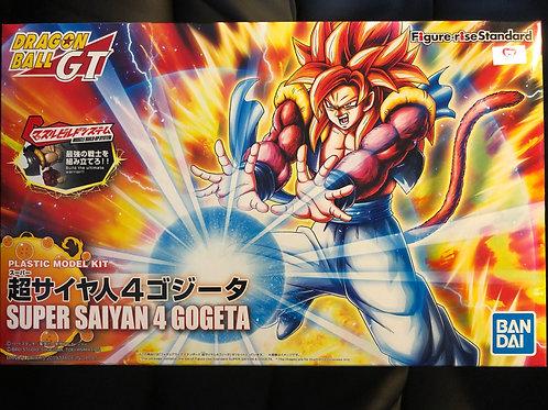 Dragon Ball GT - Super Saiyan 4 Gogeta