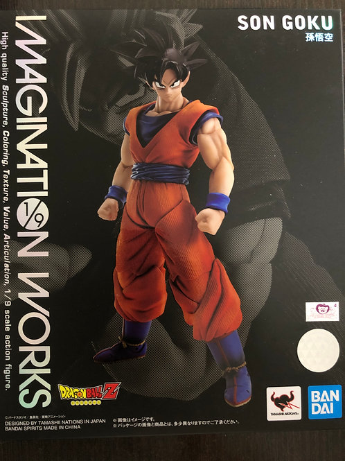 IMAGINATION WORKS Dragon Ball Z Son Goku