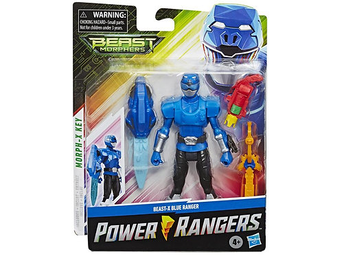 Power Rangers Beast Morphers - Beast X Blue Ranger