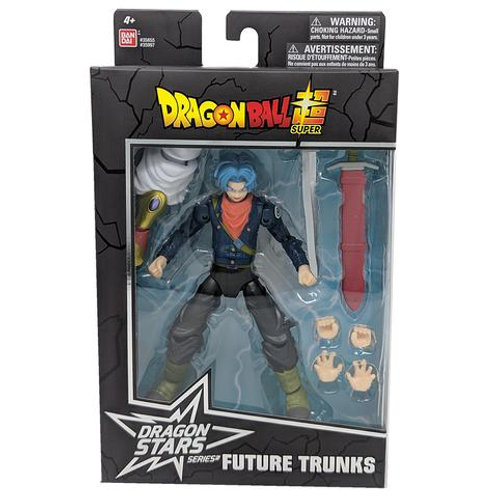 Dragon Ball Super - Future Trunks Action Figure