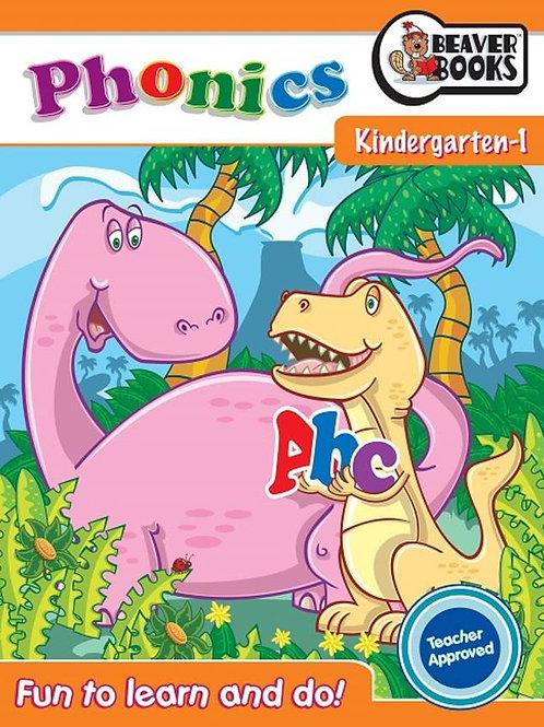Phonics Kindergarten 1