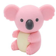 Iwako Koala (Pink)