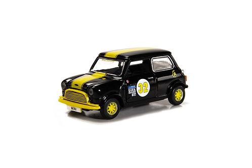 Tiny City Die-cast Model Car – Mini Cooper Racing #32