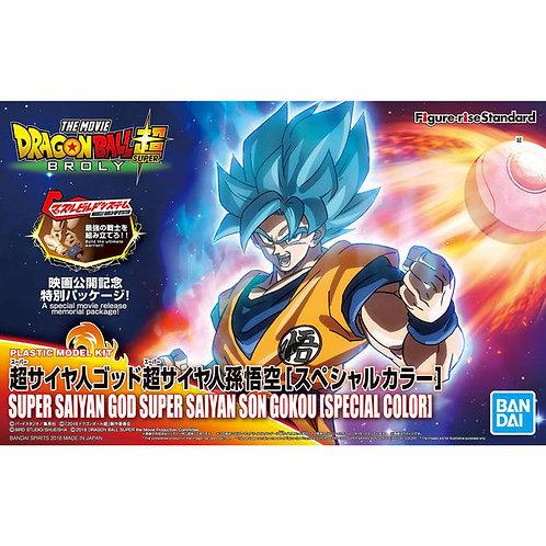 Dragon Ball Super - Super Saiyan God SS Gokou (Special Color)