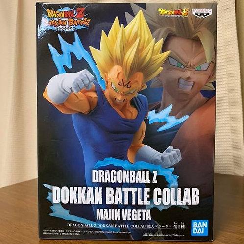 Dragon Ball Z Dokkan Battle - Super Saiyan Majin Vegeta