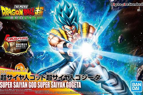 Dragon Ball Super - Super Saiyan God Super Saiyan Gogeta