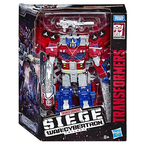 Galaxy Upgrade Optimus Prime