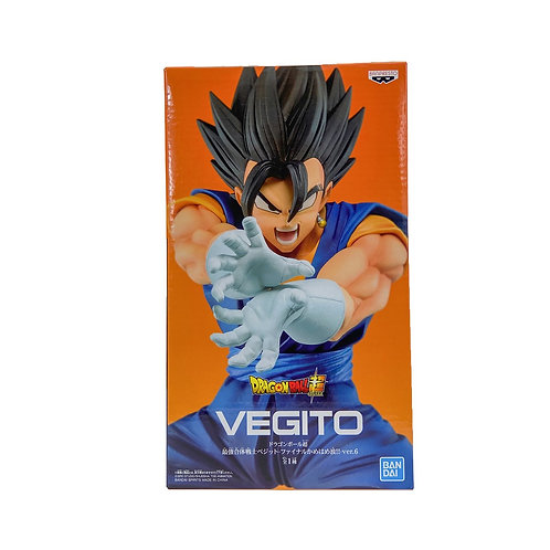 Dragon Ball Super - Vegito Final Kamehameha Ver. 6