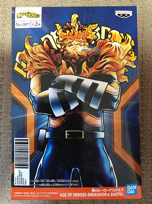 My Hero Academia - Age of Heroes Vol.7 - Endeavor
