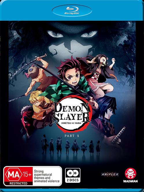 Demon Slayer - Kimetsu No Yaiba - Part 1 (Eps 1-13) (Blu-Ray)