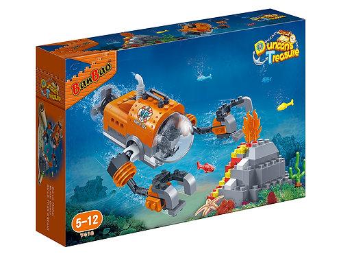 Duncan's Submarine Explorer
