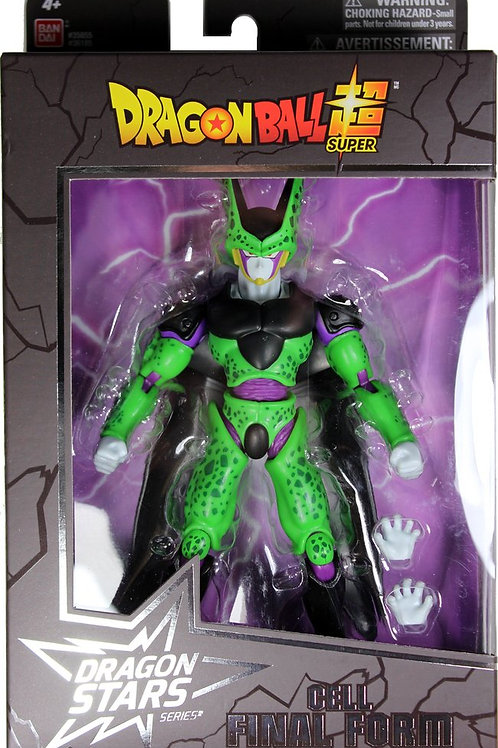Dragon Ball Super - Cell Final Form Action Figure