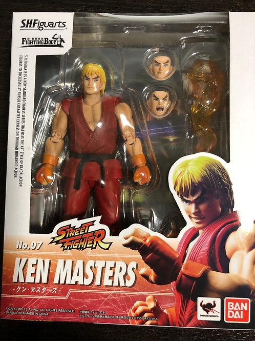 Street Fighter – S.H.Figuarts Ken Masters
