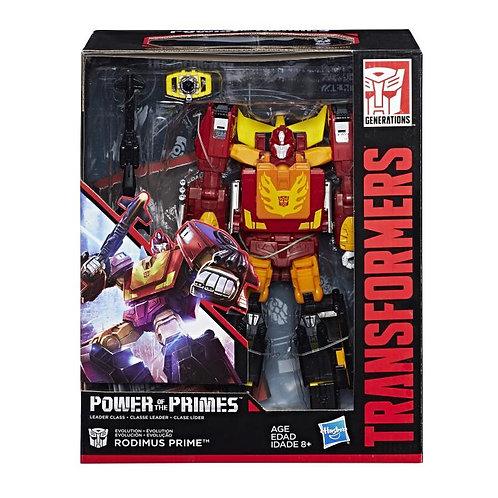 Leader Class Rodimus Prime