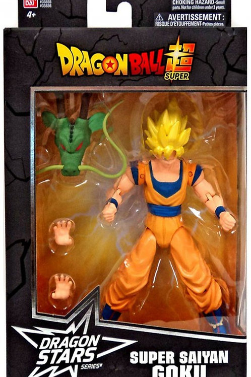 Dragon Ball Super - Super Saiyan Goku Action Figure