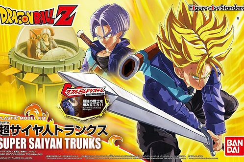 Dragon Ball Z - Super Saiyan Trunks