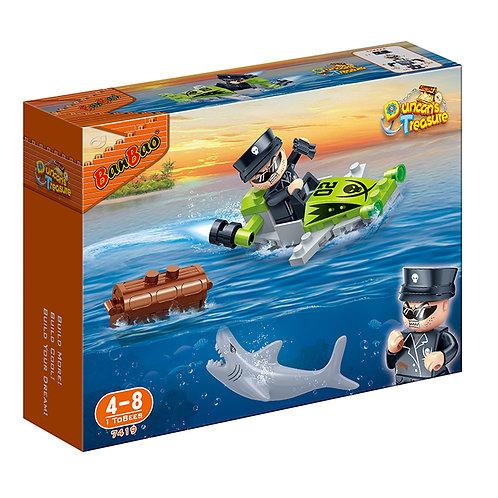 General Piranha's Wave Runner