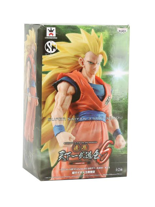 Super Saiyan 3 Son Gokou