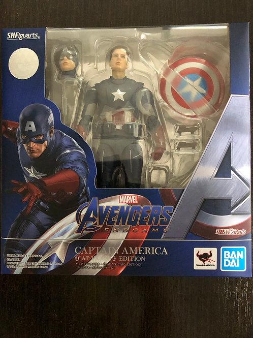 S.H.Figuarts - Avengers Endgame Captain America (CAP Vs CAP) Edition