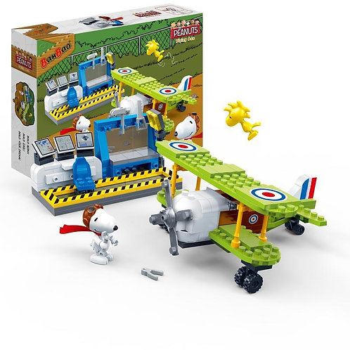 Snoopy's Aircraft Base