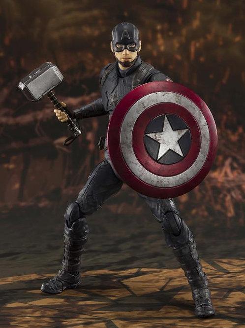 S.H.Figuarts - Avengers Endgame Captain America (Final Battle) Edition