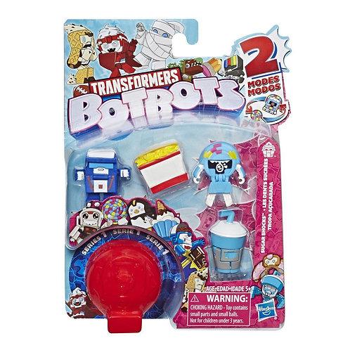Series 1 Pack of 5 bots Sugar Shocks Assorted