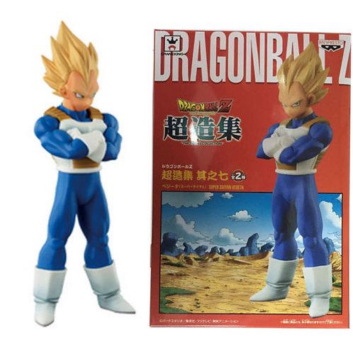 Dragon Ball Z Chouzoushu Vegeta SSJ