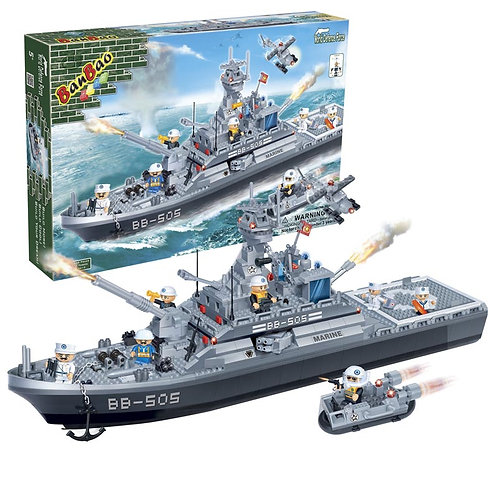 Frigate Battle Ship