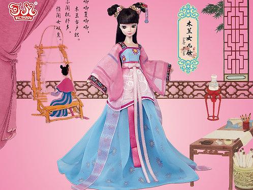 Young Mulan