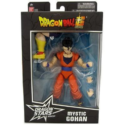 Dragon Ball Super - Mystic Gohan Action Figure