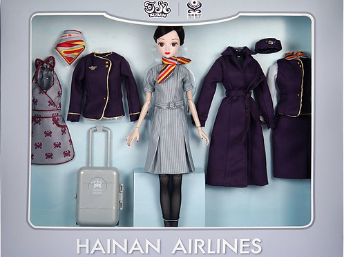 Kurhn - Hainan Airlines Flight Attendant Exclusive Set