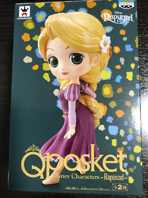 Disney Tangled - Rapunzel Qposket Figure Ver. A Color