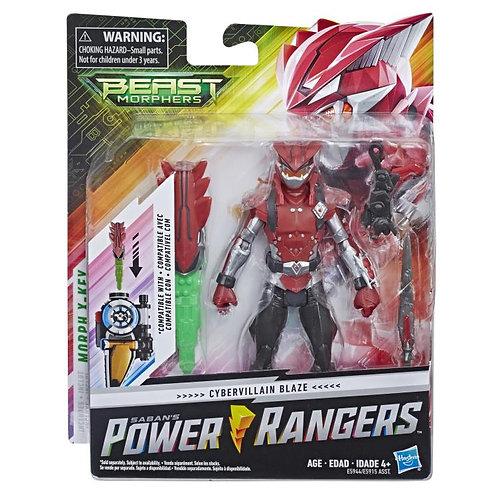 Power Rangers Beast Morphers - Cybervillain Blaze