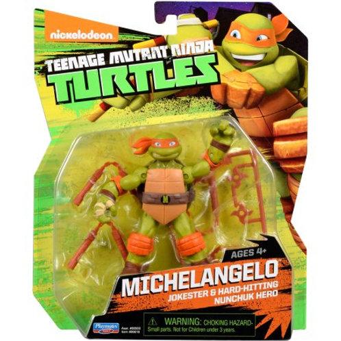 TMNT - Michelangelo, Nunchuk hero