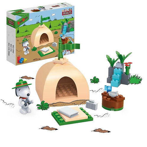 Snoopy's Scout Tent