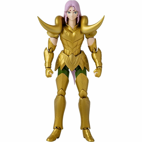 Saint Seiya Knights of the Zodiac Anime Heroes - Aries Mu