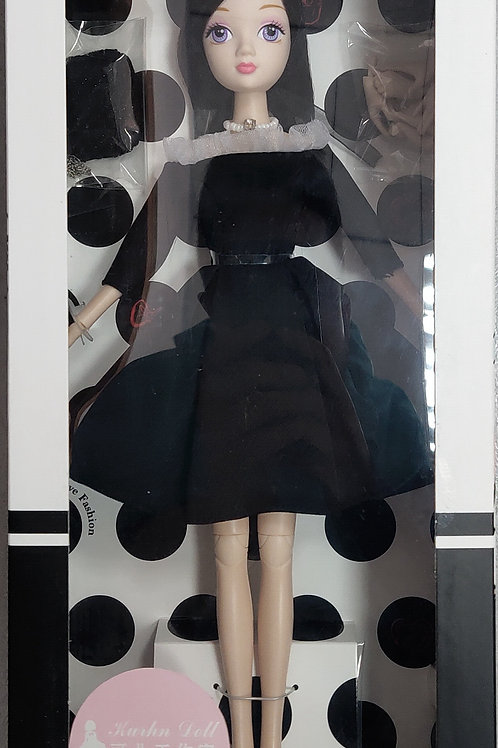 Kurhn Fashion Style Studio Series - Manager stylish dress doll