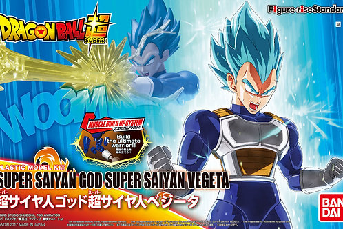Dragon Ball Super - Super Saiyan God Super Saiyan Vegeta