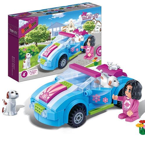 Trendy City Cabriolet
