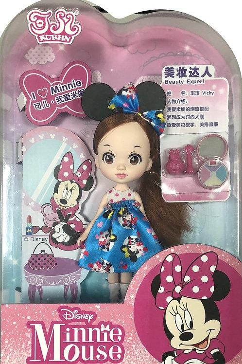Kurhn Disney Minnie Mini - Beauty Expert doll
