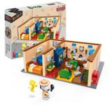 Agent Snoopy Mystery House