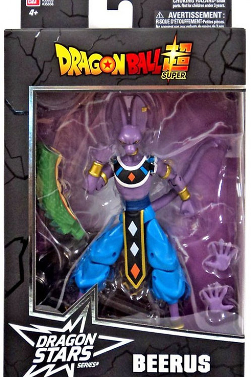 Dragon Ball Super - Beerus Action Figure
