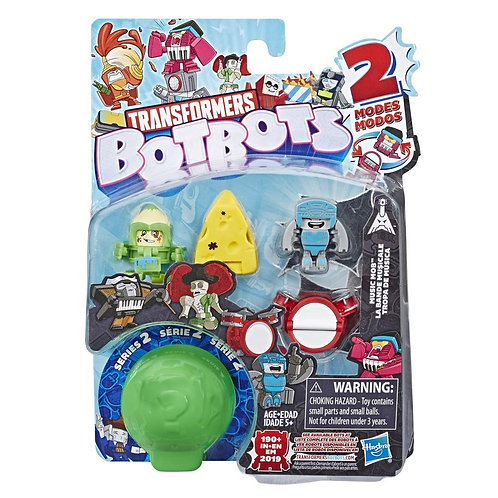 Series 2 Pack of 5 bots Music Mob Assorted