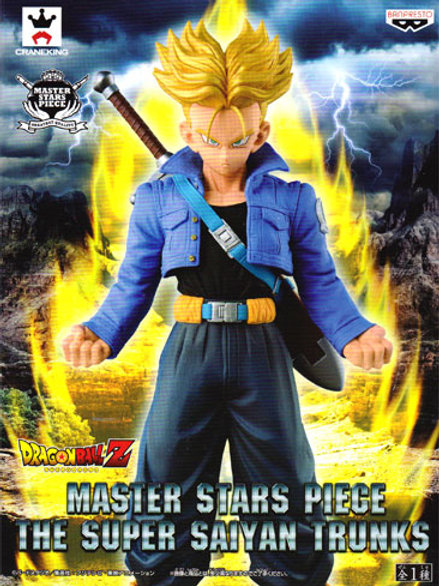 MSP Super Saiyan Trunks